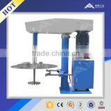 High Speed paint disperser machine (cover lifting together with headstock)