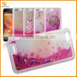 tpu star liquid case cover for zte blade v6 e530