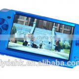 Hot Selling MP5 game player 4.3 inch 8GB support TF card Video Music game console portable mp5.