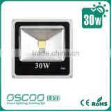 hot selling led panel light ultral-- thin slim mini size 30W LED floodlight from OSCOO factory
