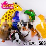 China wholesale balloons EN71approved mylar walking pet animal balloon                                                                         Quality Choice