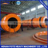 Silica sand rotary dryer machine for sale China