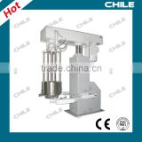 Hydraulic Lifting Basket mill/grinder for Chemical