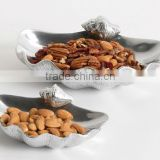 Cast Aluminium Bowl & Dish, Metal Fruit Bowl, Serving Bowl, Tableware, Utility for Home, Wedding, Hotel, Office & Corporate Gift