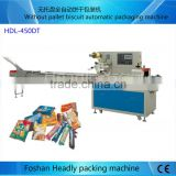 Famous Brand equipment with High Quality Commercial Horizontal Spoon Plastic Cup Packing Machine from foshan Headly