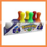 Hot selling Children 6pcs Big Bowling Ball toys 261-10010D