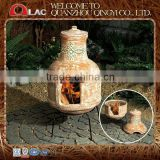 customized size bbq clay pizza oven