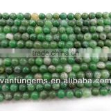 Loose Gemstone Beads African Turquoise 4mm to 14 mm Round Beads for Jewelry Making