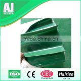PVC/PU/Rubber conveyor cleated belt / food grade / conveyor belt line/high quality/baffle                                                                         Quality Choice