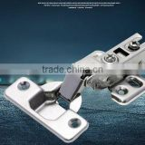 In stock cheap self closing hydraulic closer adjustable cabinet door hinge