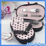 Hogift creative wedding supplies wedding favor gift slippers-shaped manicure sets tools MHo-102
