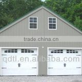modern steel structure building prefab car garage