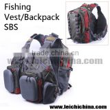 Fly fishing multi pocket fishing vest men