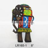2014 wholesale polyresin elephant figurines