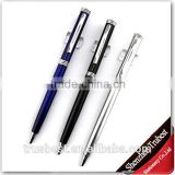 Metal twist gel pen ,ball point pen for promotional