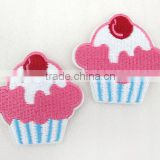 birthday gift embroidery cake sew on badges