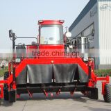 Factory Price Compost Turner Machine/ Compost Turner for Sale/ Organic Fertilizer Machine