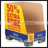 cardboard dump bin,cardboard bin,cardboard dump bins for retail