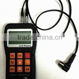 2015 hot sell, test ultrasonic wave well-conductive materials thickness, digital ultrasonic thickness gauge                                                                         Quality Choice