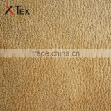 100 polyester warp suede embossed suede fabric for textile upholstery covering from chinese manufactur and supplier