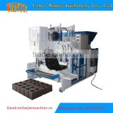 WT10-15 mobile block machinery concrete pole making machines