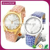 Fashion Trends Summer 2016 Leather Shenzhen Watch Factory