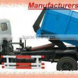 Tom King:86-15271357675 hook lift Roll-off rubbish truck garbage truck/ collecting truck roll off container manufacturer