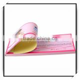 parking ticket printing/airline ticket printing service factory low price