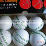 Genuine Leather Hand Stitch Cricket Ball