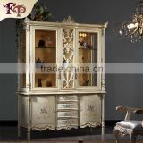 china Foshan factory wholesale French country style dining room furniture-antique classic furniture cellaret