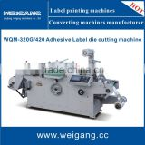WQM-320G paper hot stamping and die-cutting machinery