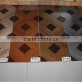 CE Approved 12mm HIGH QUALITY SQUARE PARQUET LAMINATE FLOORING