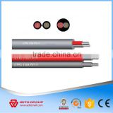 High current Double insulated Dual-core solar pv connector Cable 4mm2