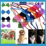 10pc lot Dog Cat Pet Puppy Toy Kid Adjustable Collar Cute Bow Tie Necktie BowTie