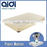 Breathable Natural Cotton Fabric Cover Bed Frame, China Manudfacturer Box Spring Mattress