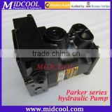 Parker Piston Hydraulic Pump PV series high power for oil water
