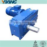 HB series Industrial Helical Gearbox Gear Motor Sew