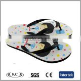 good price hotsale girls muliti color bling flat sandals