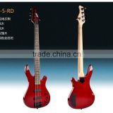 Fantastic Hot selling electric 5 string bass guitar