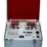 Automatic BDV oil tester for testing Transformer Oil breakdown voltage