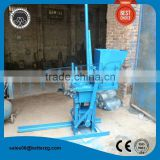 industrial machinery and equipment surpass 2000 manual interlocking clay brick making machine