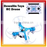 PROCAM drone kit diy 6-axis Gyro with Camera Mini RC Quadcopter wholesaler