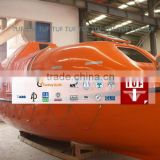 Marine 25 persons 5 meter totally enclosed lifeboat for sale