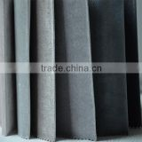 100% Polyester warp knitting Panne Velvet Fabric for garment/home textile Panne Velvet Fabric