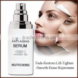 20% Vitamin C Wrinkle Remover Serum and Intensive Whitening Arbutin Serum in Hot Sale