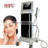 Professional High Frequency Machine 2015 New Portable High Intensity Ultrasound HIFU High Frequency Facial Device Beauty Machine For Remove Wrinkles On Around Forehead Eyes Mouth 0.1-2J