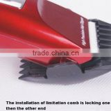 2013 Hair Salon Equipment baby Hair Clipper for pet stainless steel hair clipper blade pet Hair Clipper