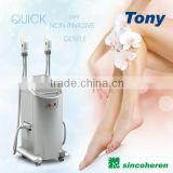 Armpit / Back Hair Removal Dermatologic Beijing Sincoheren 2015 IPL Beauty Acne Removal Equipment America Fda Medical Devices Laser Cutting Machine Sale Bikini Hair Removal