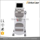 2500W input power 808nm lazer epilasyon milesman pulse wave tria hair removal diode laser machine