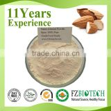 Low price wholesale nutritive bakery biscuits almonds milk almond powder